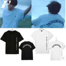 "BTS (Bangtan Boys) Jungkook's ""Save Me"" T-Shirt"