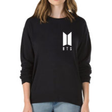 BTS (Bangtan Boys)  Lover Yourself Her Pullover Sweater