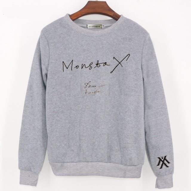 Monsta X Shine Forever Sweater