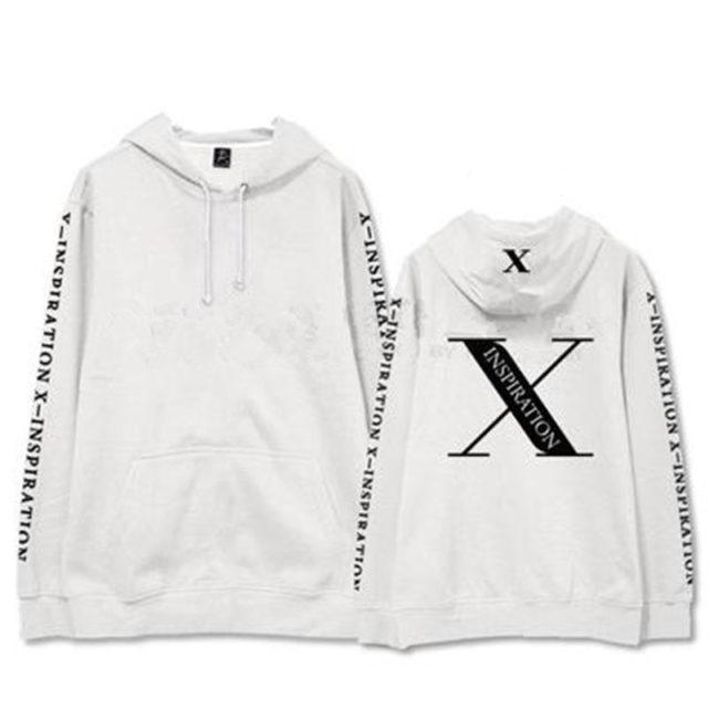 SHINee Jonghyun X-Inspiration Pullover Hoodie