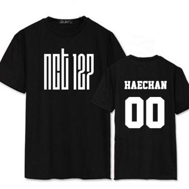 NCT 127 Band Member T-Shirts